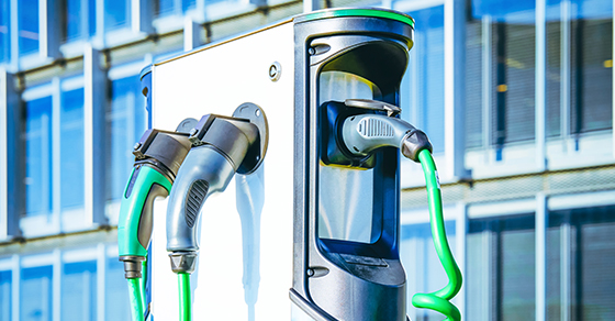The power of the tax credit for buying an electric vehicle